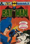 Cover for Batman Sonderheft (Egmont Ehapa, 1976 series) #11