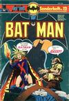 Cover for Batman Sonderheft (Egmont Ehapa, 1976 series) #12