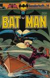 Cover for Batman Sonderheft (Egmont Ehapa, 1976 series) #14