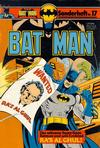 Cover for Batman Sonderheft (Egmont Ehapa, 1976 series) #17