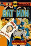 Cover for Batman Sonderheft (Egmont Ehapa, 1976 series) #17