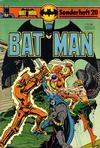 Cover for Batman Sonderheft (Egmont Ehapa, 1976 series) #20