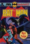 Cover for Batman Sonderheft (Egmont Ehapa, 1976 series) #21