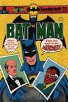 Cover for Batman Sonderheft (Egmont Ehapa, 1976 series) #23