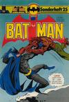 Cover for Batman Sonderheft (Egmont Ehapa, 1976 series) #25