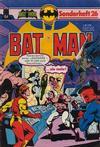 Cover for Batman Sonderheft (Egmont Ehapa, 1976 series) #26