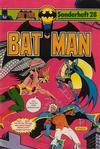 Cover for Batman Sonderheft (Egmont Ehapa, 1976 series) #28