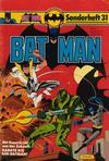Cover for Batman Sonderheft (Egmont Ehapa, 1976 series) #31