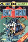 Cover for Batman Sonderheft (Egmont Ehapa, 1976 series) #34