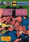 Cover for Batman Sonderheft (Egmont Ehapa, 1976 series) #37