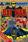Cover for Batman Sonderheft (Egmont Ehapa, 1976 series) #40