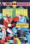 Cover for Batman Sonderheft (Egmont Ehapa, 1976 series) #41