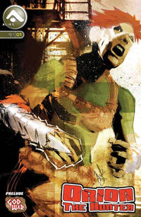 Cover Thumbnail for Orion (Alias, 2006 series) #1