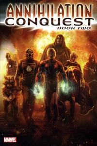 Cover Thumbnail for Annihilation: Conquest (Marvel, 2008 series) #2