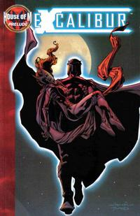 Cover Thumbnail for House of M Prelude: Excalibur (Marvel, 2005 series)