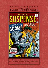 Cover Thumbnail for Marvel Masterworks: Atlas Era Tales of Suspense (Marvel, 2006 series) #2 [Regular Edition]