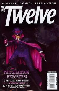Cover for The Twelve (Marvel, 2008 series) #7