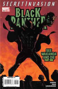 Cover Thumbnail for Black Panther (Marvel, 2005 series) #39