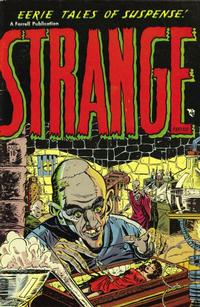 Cover Thumbnail for Strange Fantasy (Farrell, 1952 series) #2 [1]