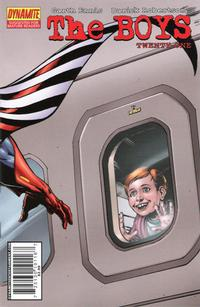 Cover Thumbnail for The Boys (Dynamite Entertainment, 2007 series) #21