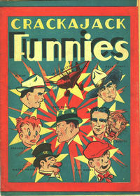 Cover Thumbnail for Crackajack Funnies (Western, 1939 series)