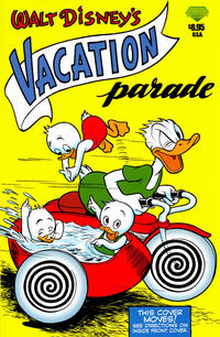 Cover Thumbnail for Walt Disney's Vacation Parade (Gemstone, 2004 series) #1