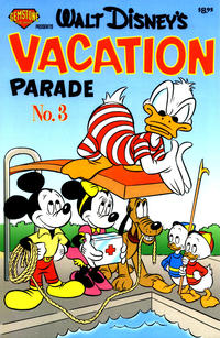 Cover Thumbnail for Walt Disney's Vacation Parade (Gemstone, 2004 series) #3