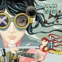 Cover Thumbnail for Comic Book Tattoo (Image, 2008 series) #1