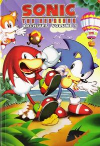 Cover Thumbnail for Sonic the Hedgehog Archives (Archie, 2006 series) #4