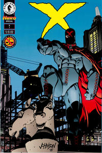 Cover Thumbnail for X / Hero Illustrated Special (Dark Horse; Hero Illustrated, 1994 series) #1