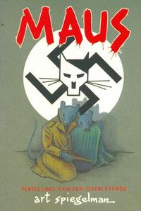 Cover Thumbnail for Maus - Vertelling van een overlevende (A.W. Bruna & Zoon, 1987 series) #[1]