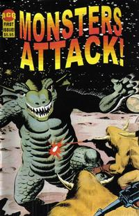 Cover Thumbnail for Monsters Attack! (Avalon Communications, 2002 series) #1