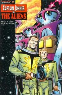 Cover Thumbnail for Captain Johner & the Aliens (Acclaim / Valiant, 1995 series) #1