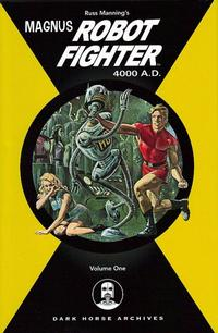 Cover Thumbnail for Russ Manning's Magnus, Robot Fighter (Dark Horse, 2004 series) #1