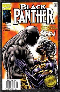 Cover Thumbnail for Marvel Milestones: Black Panther, Storm & Ka-Zar (Marvel, 2006 series)