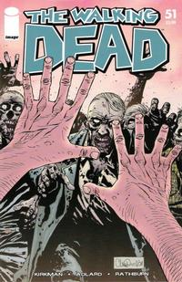 Cover Thumbnail for The Walking Dead (Image, 2003 series) #51