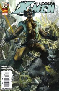 Cover Thumbnail for Astonishing X-Men (Marvel, 2004 series) #28
