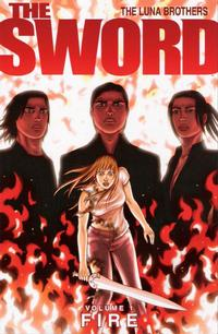Cover Thumbnail for The Sword (Image, 2008 series) #1 - Fire