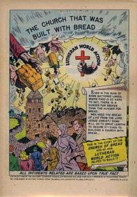 Cover Thumbnail for The Church That Was Built With Bread (EC, 1948 series) #[nn]
