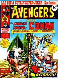 Cover Thumbnail for The Avengers (Marvel UK, 1973 series) #98