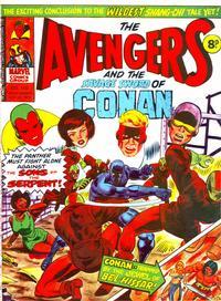 Cover Thumbnail for The Avengers (Marvel UK, 1973 series) #110