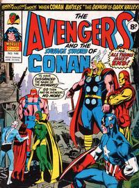 Cover Thumbnail for The Avengers (Marvel UK, 1973 series) #146