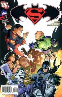 Cover Thumbnail for Superman / Batman (DC, 2003 series) #52