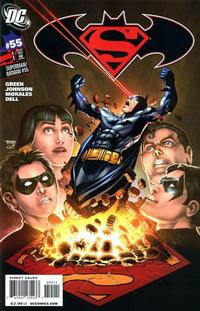 Cover Thumbnail for Superman / Batman (DC, 2003 series) #55