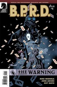 Cover Thumbnail for B.P.R.D.: The Warning (Dark Horse, 2008 series) #1
