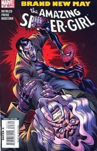 Cover Thumbnail for Amazing Spider-Girl (Marvel, 2006 series) #23