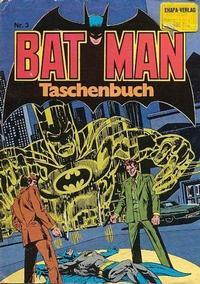 Cover Thumbnail for Batman Taschenbuch (Egmont Ehapa, 1978 series) #3