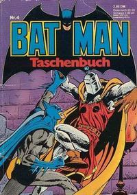 Cover Thumbnail for Batman Taschenbuch (Egmont Ehapa, 1978 series) #4