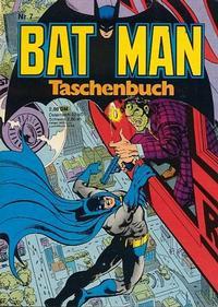 Cover Thumbnail for Batman Taschenbuch (Egmont Ehapa, 1978 series) #7