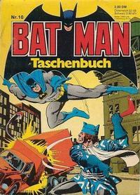 Cover Thumbnail for Batman Taschenbuch (Egmont Ehapa, 1978 series) #10